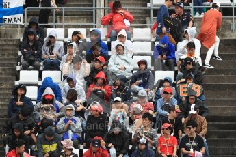 World © Octane Photographic Ltd. Formula 1 - Japanese GP - Practice 3. Fans. Suzuka Circuit, Japan. Saturday 6th October 2018.
