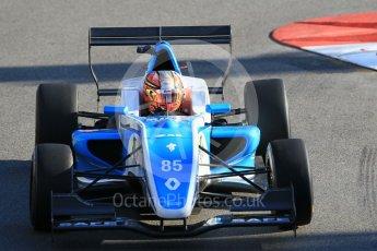 World © Octane Photographic Ltd. Formula Renault 2.0 – Monaco GP - Practice. Monte-Carlo. Fortec Motorsports - Raul Guzman. Thursday 24th May 2018.