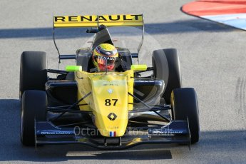 World © Octane Photographic Ltd. Formula Renault 2.0 – Monaco GP - Practice. Monte-Carlo. Fortec Motorsports - Arthur Rougier. Thursday 24th May 2018.