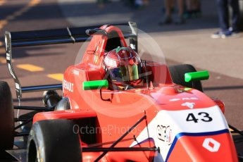 World © Octane Photographic Ltd. Formula Renault 2.0 – Monaco GP - Practice. Monte-Carlo. Arden - Sami Taoufik. Thursday 24th May 2018.