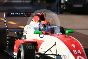 World © Octane Photographic Ltd. Formula Renault 2.0 – Monaco GP - Practice. Monte-Carlo. Fortec Motorsports - Vladimir Tziortzis. Thursday 24th May 2018.