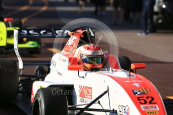 World © Octane Photographic Ltd. Formula Renault 2.0 – Monaco GP - Practice. Monte-Carlo. AVF by Adrian Valles - Xavier Lloveras. Thursday 24th May 2018.