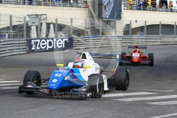 World © Octane Photographic Ltd. Formula Renault 2.0 – Monaco GP - Qualifying. Monte-Carlo. Arden - Alexander Vartanyan and Sami Taoufik. Friday 25th May 2018.