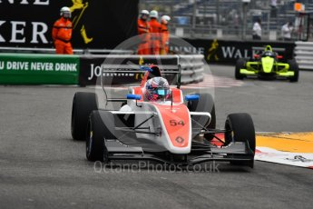 World © Octane Photographic Ltd. Formula Renault 2.0 – Monaco GP - Qualifying. Monte-Carlo. AVF by Adrian Valles - Christian Munoz. Friday 25th May 2018.