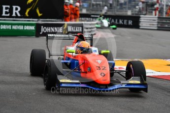 World © Octane Photographic Ltd. Formula Renault 2.0 – Monaco GP - Qualifying. Monte-Carlo. MP Motorsport - Alex Peroni. Friday 25th May 2018.