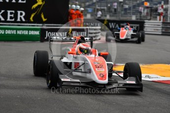 World © Octane Photographic Ltd. Formula Renault 2.0 – Monaco GP - Qualifying. Monte-Carlo. AVF by Adrian Valles - Xavier Lloveras. Friday 25th May 2018.