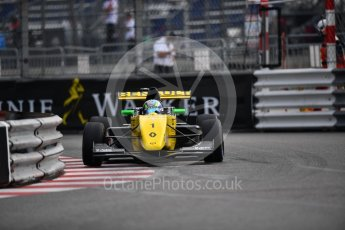 World © Octane Photographic Ltd. Formula Renault 2.0 – Monaco GP - Qualifying. Monte-Carlo. R-Ace GP - Max Fewtrell. Friday 25th May 2018.