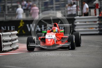 World © Octane Photographic Ltd. Formula Renault 2.0 – Monaco GP - Qualifying. Monte-Carlo. Arden - Sami Taoufik. Friday 25th May 2018.