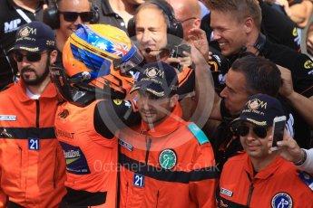 World © Octane Photographic Ltd. Formula Renault 2.0 – Monaco GP - Race 1. Monte-Carlo. MP Motorsport - Alex Peroni. Saturday 26th May 2018.