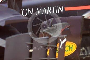 World © Octane Photographic Ltd. Formula 1 – Monaco GP - Practice 3. Aston Martin Red Bull Racing TAG Heuer RB14. Monte-Carlo. Saturday 26th May 2018.