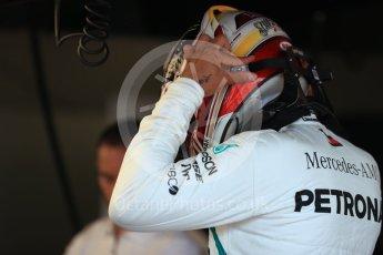 World © Octane Photographic Ltd. Formula 1 – Monaco GP - Practice 3. Mercedes AMG Petronas Motorsport AMG F1 W09 EQ Power+ - Lewis Hamilton. Monte-Carlo. Saturday 26th May 2018.