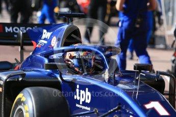 World © Octane Photographic Ltd. FIA Formula 2 (F2) – Monaco GP - Practice. Russian Time - Artem Markelov. Monte Carlo. Thursday 24th May 2018