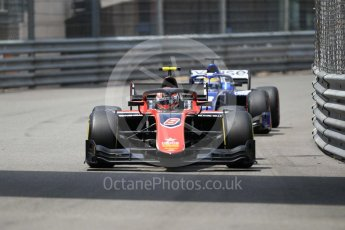World © Octane Photographic Ltd. FIA Formula 2 (F2) – Monaco GP - Qualifying. ART Grand Prix - George Russell. Monte Carlo. Thursday 24th May 2018.