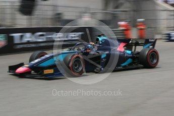 World © Octane Photographic Ltd. FIA Formula 2 (F2) – Monaco GP - Qualifying. DAMS - Alexander Albon. Monte Carlo. Thursday 24th May 2018.