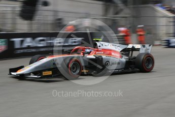 World © Octane Photographic Ltd. FIA Formula 2 (F2) – Monaco GP - Qualifying. Campos Vexatec Racing - Roy Nissany. Monte Carlo. Thursday 24th May 2018.