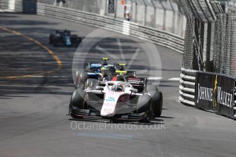 World © Octane Photographic Ltd. FIA Formula 2 (F2) – Monaco GP - Race 1. BWT Arden - Nirei Fukuzumi. Monte Carlo. Friday 25th May 2018.