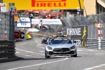 World © Octane Photographic Ltd. FIA Formula 2 (F2) – Monaco GP - Race 1. Safety Car. Monte Carlo. Friday 25th May 2018.