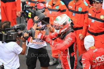 World © Octane Photographic Ltd. FIA Formula 2 (F2) – Monaco GP - Race 2. Charouz - Antonio Fuoco. Monte Carlo. Saturday 26th May 2018.