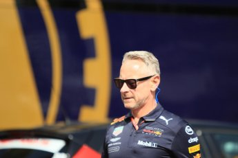 World © Octane Photographic Ltd. Formula 1 - Monaco GP - Paddock. Jonathan Wheatley - Team Manager of Red Bull Racing. Monte-Carlo. Saturday 26th May 2018.