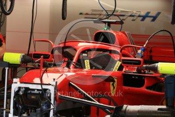 World © Octane Photographic Ltd. Formula 1 – Spanish GP - Saturday Practice 3. Scuderia Ferrari SF71-H – Sebastian Vettel. Circuit de Barcelona-Catalunya, Spain. Saturday 12th May 2018.