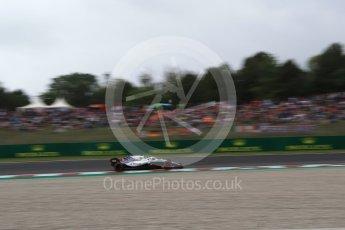 World © Octane Photographic Ltd. Formula 1 – Spanish GP - Saturday Qualifying. Williams Martini Racing FW41 – Lance Stroll. Circuit de Barcelona-Catalunya, Spain. Saturday 12th May 2018.