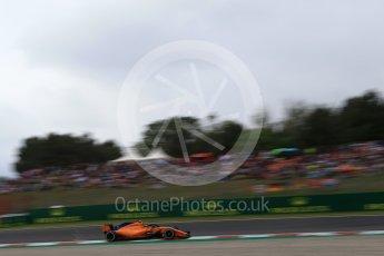 World © Octane Photographic Ltd. Formula 1 – Spanish GP - Saturday Qualifying. McLaren MCL33 – Stoffel Vandoorne. Circuit de Barcelona-Catalunya, Spain. Saturday 12th May 2018.