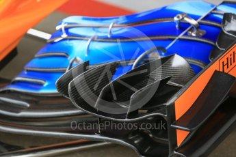 World © Octane Photographic Ltd. Formula 1 – Spanish GP - Saturday Qualifying. McLaren MCL33. Circuit de Barcelona-Catalunya, Spain. Saturday 12th May 2018.