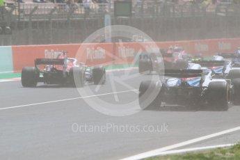 World © Octane Photographic Ltd. Formula 1 – Spanish GP - Race. Williams Martini Racing FW41 – Sergey Sirotkin. Circuit de Barcelona-Catalunya, Spain. Sunday 13th May 2018.