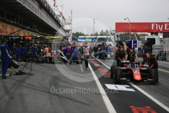 World © Octane Photographic Ltd. FIA Formula 2 (F2) – Spanish GP - Race1. ART Grand Prix - Jack Aitken. Circuit de Barcelona-Catalunya, Spain. Saturday 12th May 2018.