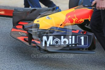 World © Octane Photographic Ltd. Formula 1 – Spanish GP - Friday Setup. Aston Martin Red Bull Racing TAG Heuer RB14. Circuit de Barcelona-Catalunya, Spain. Friday 11th May 2018.