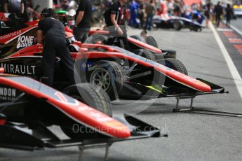 World © Octane Photographic Ltd. GP3 – Spanish GP – Race 1.ART Grand Prix. Circuit de Barcelona-Catalunya, Spain. Saturday 12th May 2018.