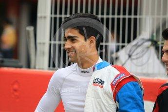 World © Octane Photographic Ltd. GP3 – Spanish GP – Class of 2018. Jenzer Motorsport - Juan Manual Correa. Circuit de Barcelona-Catalunya, Spain. Thursday 10th May 2018.