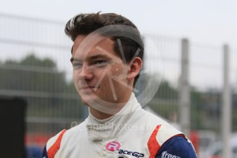 World © Octane Photographic Ltd. GP3 – Spanish GP – Class of 2018. MP Motorsport - Will Palmer. Circuit de Barcelona-Catalunya, Spain. Thursday 10th May 2018.