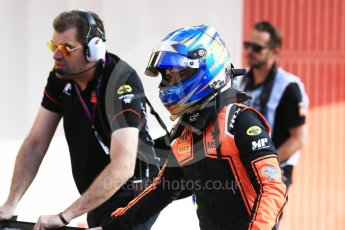 World © Octane Photographic Ltd. GP3 – Spanish GP – Practice. MP Motorsport - Will Palmer. Circuit de Barcelona-Catalunya, Spain. Friday 11th May 2018.