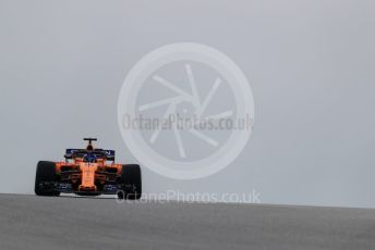 World © Octane Photographic Ltd. Formula 1 – United States GP - Practice 1. McLaren MCL33 – Fernando Alonso. Circuit of the Americas (COTA), USA. Friday 19th October 2018.