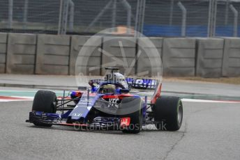 World © Octane Photographic Ltd. Formula 1 – United States GP - Practice 1. Scuderia Toro Rosso - Sean Gelael. Circuit of the Americas (COTA), USA. Friday 19th October 2018.