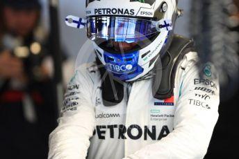 World © Octane Photographic Ltd. Formula 1 – United States GP - Practice 3. Mercedes AMG Petronas Motorsport AMG F1 W09 EQ Power+ - Valtteri Bottas. Circuit of the Americas (COTA), USA. Saturday 20th October 2018.