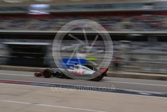 World © Octane Photographic Ltd. Formula 1 – United States GP - Practice 3. Haas F1 Team VF-18 – Romain Grosjean. Circuit of the Americas (COTA), USA. Saturday 20th October 2018.