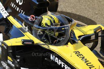 World © Octane Photographic Ltd. Formula 1 – Abu Dhabi GP - Practice 1. Renault Sport F1 Team RS19 – Nico Hulkenberg. Yas Marina Circuit, Abu Dhabi, UAE. Friday 29th November 2019.