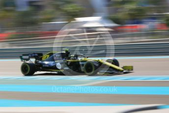 World © Octane Photographic Ltd. Formula 1 – Abu Dhabi GP - Practice 1. Renault Sport F1 Team RS19 – Nico Hulkenberg. Yas Marina Circuit, Abu Dhabi, UAE. Friday 29th November 2019.