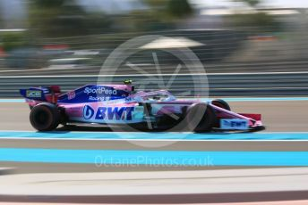 World © Octane Photographic Ltd. Formula 1 – Abu Dhabi GP - Practice 1. SportPesa Racing Point RP19 – Lance Stroll. Yas Marina Circuit, Abu Dhabi, UAE. Friday 29th November 2019.