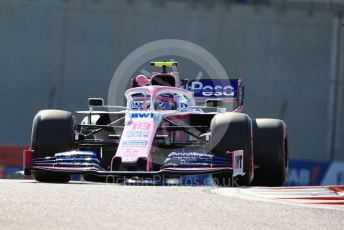 World © Octane Photographic Ltd. Formula 1 – Abu Dhabi GP - Practice 1. SportPesa Racing Point RP19 – Lance Stroll. Yas Marina Circuit, Abu Dhabi, UAE. Friday 29th November 2019.