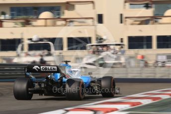 World © Octane Photographic Ltd. Formula 1 – Abu Dhabi GP - Practice 3. ROKiT Williams Racing FW 42 – George Russell. Yas Marina Circuit, Abu Dhabi, UAE. Saturday 30th November 2019.