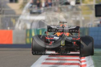 World © Octane Photographic Ltd. Formula 1 – Abu Dhabi GP - Practice 3. Aston Martin Red Bull Racing RB15 – Max Verstappen. Yas Marina Circuit, Abu Dhabi, UAE. Saturday 30th November 2019.