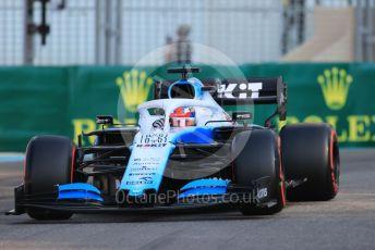 World © Octane Photographic Ltd. Formula 1 – Abu Dhabi GP - Practice 3. ROKiT Williams Racing FW 42 – George Russell. Yas Marina Circuit, Abu Dhabi, UAE. Saturday 30th November 2019.