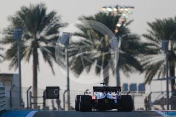 World © Octane Photographic Ltd. Formula 1 – Abu Dhabi GP - Race. Scuderia Toro Rosso STR14 – Daniil Kvyat. Yas Marina Circuit, Abu Dhabi, UAE. Sunday 1st December 2019.
