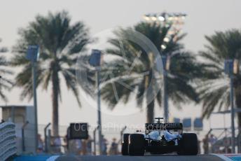 World © Octane Photographic Ltd. Formula 1 – Abu Dhabi GP - Race. Haas F1 Team VF19 – Romain Grosjean. Yas Marina Circuit, Abu Dhabi, UAE. Sunday 1st December 2019.