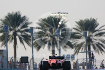 World © Octane Photographic Ltd. Formula 1 – Abu Dhabi GP - Race. Scuderia Ferrari SF90 – Charles Leclerc. Yas Marina Circuit, Abu Dhabi, UAE. Sunday 1st December 2019.