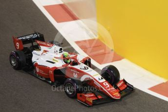 World © Octane Photographic Ltd. FIA Formula 2 (F2) – Abu Dhabi GP - Qualifying. Prema Racing – Mick Schumacher. Yas Marina Circuit, Abu Dhabi, UAE. Friday 29th November 2019.