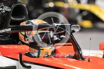 World © Octane Photographic Ltd. FIA Formula 2 (F2) – Abu Dhabi GP - Race 1. MP Motorsport - Mahaveer Raghunathan. Yas Marina Circuit, Abu Dhabi, UAE. Saturday 30th November 2019.